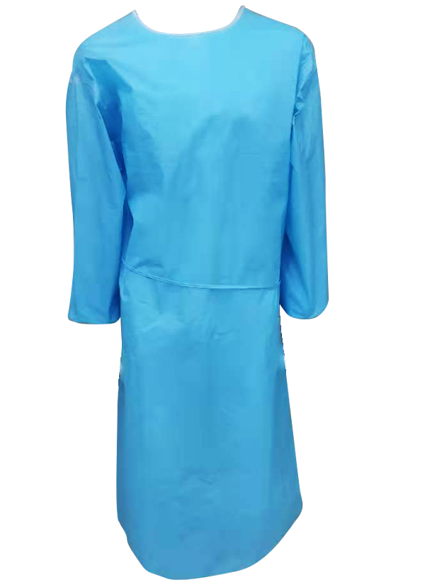 SYT Medics distributeur de surblouses stériles protection bustes - distributor of sterile surgical gowns